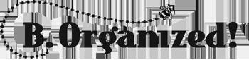B. Organized Logo