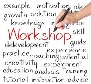 Workshop Seminar organizing