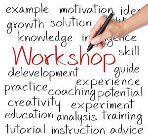 Workshop Seminar organizing